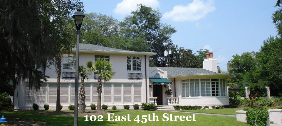 Ardsley Park Real Estate Savannah Ga Homes Historic Downtown